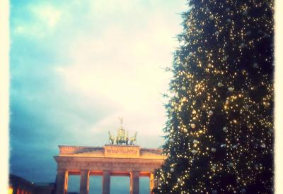 Our Berlin feast and tips for Christmas travels