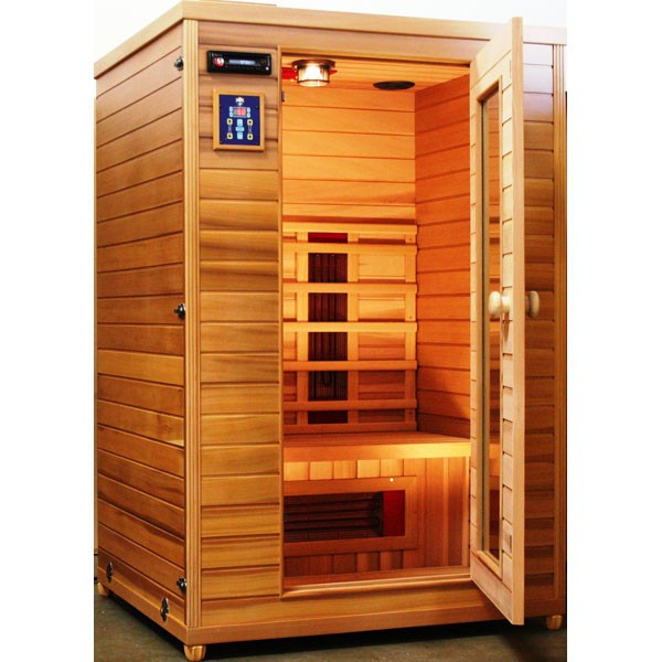 healing infrared sauna avondale retreat. Black Bedroom Furniture Sets. Home Design Ideas