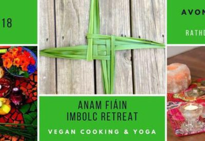 Anam Fiáin Retreats >  Anam Fiáin (Wild Soul) Vegan Cooking and Yoga Retreats