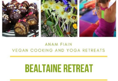 Yoga Retreat this May , celebrate Bealtaine